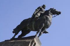 Monument van Grunwald (deel) 1 Royalty-vrije Stock Foto