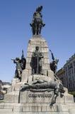Monument van Grunwald (deel) 4 Stock Foto
