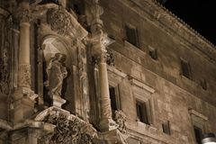 Monument van Orihuela Stock Fotografie