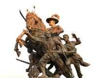 Monument van Thailand Stock Afbeeldingen