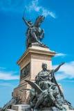 Monument van Victor Emmanuel II in Venetië, Italië Stock Foto