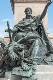 Monument van Victor Emmanuel II in Venetië, Italië Royalty-vrije Stock Afbeelding