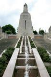 Monument van Vrede in Verdun (Frankrijk) stock afbeeldingen
