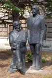 Monument in Varna Royalty Free Stock Photo
