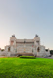 Monument of Victor Emmanuel II, Rome, Italy Royalty Free Stock Image
