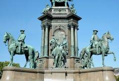 Monument Vienna Austria 10.10.2017 stock images