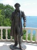 Monument von Alexander Sergeyevich Pushkin Lizenzfreies Stockfoto