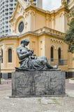 Monument von Mae Preta, Sao Paulo SP Brasilien stockbilder