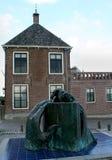 Monument voor de vloed royalty-vrije stock afbeelding