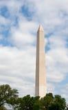 monument washington royaltyfri foto