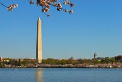 Monument of Washington DC Stock Photos