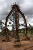 Monument Wellingtons NSW Lizenzfreies Stockfoto