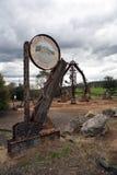 Monument Wellingtons NSW Lizenzfreie Stockfotos