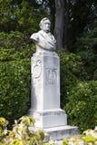 Monument Wilhelm Richard Wagner Royaltyfri Fotografi