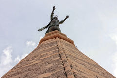 Monument in Zadar Royalty Free Stock Photography