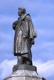 Monument zu Adam Mickiewicz Stockbild