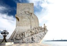 Monument zu den Entdeckungen Lissabon Portugal Lizenzfreies Stockbild
