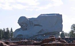 Monument zu den gefallenen Verteidigern von Brest-Festung Lizenzfreie Stockfotografie