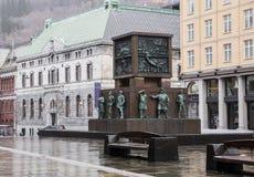 Monument zu den Seeleuten Stockfotografie