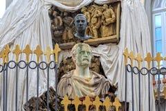 Monument zu Francesc Pujols Lizenzfreie Stockfotografie
