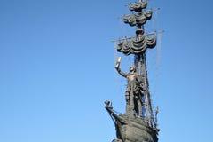 Monument zu Peter der Große Lizenzfreie Stockbilder