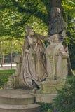 Monument zu Pierre Guillaume Stockfotos