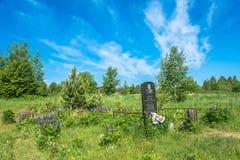 Monument zu sowjetische Armee allgemeinem Gd Pawlow von den Landsmann, J Stockfotos