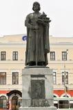 Monument zu Yaroslav das kluge Stockbilder