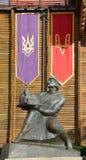 Monument zu Yaroslav Mudry, stockfotos