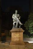 Monument zu Yusif Mammadaliyev in Baku azerbaijan Stockbild