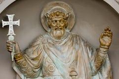 Monument zum Heiligen Stockfoto