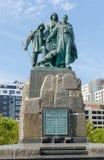Monument zum Mannschaft Seiner Urup Novorossiysk Lizenzfreie Stockbilder