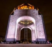 Monument zur mexikanischen Revolution Lizenzfreie Stockbilder
