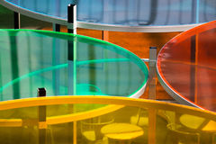 Monumenta 2012 Funktionen Daniel Burren Stockbilder