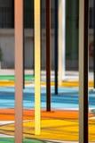 Monumenta 2012 Funktionen Daniel Burren Stockfotografie