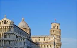 Monumentaal Pisa royalty-vrije stock afbeelding