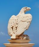 Monumentadler, Bahai-Tempel, Israel Stockfoto