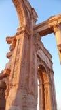 Monumental Arch Palmyra. Syria Royalty Free Stock Photography