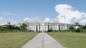 Cergy - Monumental architecture Stock Images
