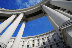 Monumental building Stock Photography