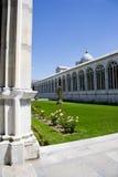 Monumental Cemetery of Pisa Stock Image