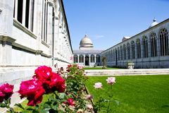 Monumental Cemetery of Pisa Royalty Free Stock Images