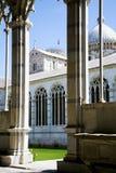 Monumental Cemetery of Pisa Stock Photography