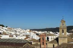 Monumental city of Antequera in the province of Malaga, Andalusia Stock Image