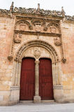 Monumental Door in Salamanca Stock Photos