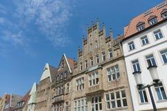 Monumental facades Stock Image
