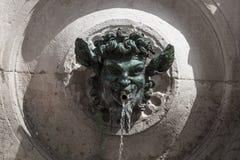 Monumental fountain of Calamo Royalty Free Stock Photo