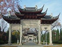 Monumental gateways Stock Image