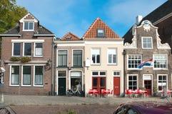 Monumental houses Stock Image