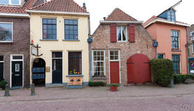 Monumental houses Stock Photos